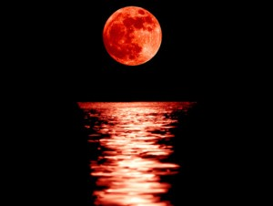 Looking forward to the lunar eclipse for the Mid-Autumn Festival
